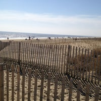 Photo taken at Rehoboth Beach Boardwalk by Christopher G. on 4/1/2013