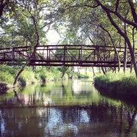 Photo taken at Vitruvian Park by Christopher S. on 8/6/2013