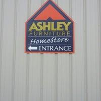 ... Photo Taken At Ashley Furniture HomeStore By Warren ♏. On 2/24/2013 ...