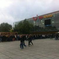Das Foto wurde bei TUI Arena von Thomas K. am 9/14/2012 aufgenommen