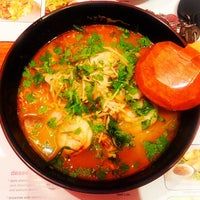 Photo taken at wagamama by BNDQ8 B. on 5/21/2014