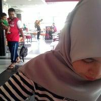 Photo taken at KFC by afiq j. on 1/23/2016