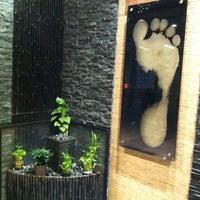 Photo taken at Feet First Reflexology & Massage Centre by Fatma A. on 9/25/2013