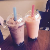 Photo taken at Bubble Tea Cafe by Charis K. on 8/30/2015