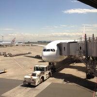 Photo taken at Gate 11 by anizo s. on 5/2/2013