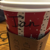 Photo taken at Starbucks by Melissa on 11/25/2016