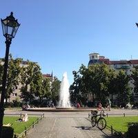 Das Foto wurde bei Viktoria-Luise-Platz von Maija M. am 7/7/2013 aufgenommen