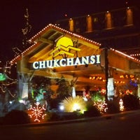 Photo taken at Chukchansi Gold Resort & Casino by Nick H. on 12/21/2012