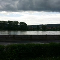 Photo taken at Donau by Elif E. on 5/7/2015