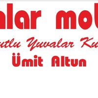 Photo taken at altunlar Mobilya by Ümit A. on 1/16/2016