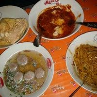 Photo taken at Batagor H. Isan by Rizka P. on 10/13/2012