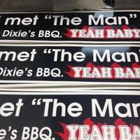 Photo taken at Dixie's BBQ by Alex D. on 10/25/2012