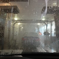 Photo taken at Delta Sonic Car Wash by Calvin H. on 8/16/2013