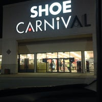 Photo taken at Shoe Carnival by Calvin H. on 2/23/2014