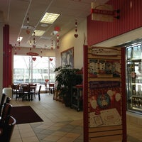 Photo taken at Oberweis Dairy & That Burger Joint by Calvin H. on 2/9/2013