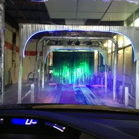 Photo taken at Delta Sonic Car Wash by Calvin H. on 7/28/2013