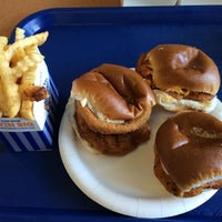 Photo taken at White Castle by Calvin H. on 6/8/2014