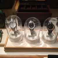 Photo taken at Fossil Store by Calvin H. on 6/1/2014