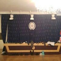 Photo taken at Centralni dom Vojske Srbije by Tamara A. on 2/19/2016