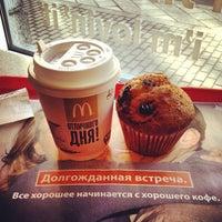 Снимок сделан в McDonald's пользователем ДИМИТРИЙ И. 4/7/2013
