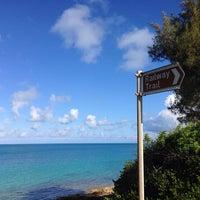 Photo taken at Bermuda Railway Trail by Helen v. on 7/19/2014