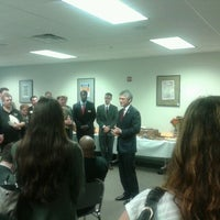 Photo taken at Hampton Roads Realtors Association by Kimberly P. on 10/18/2012