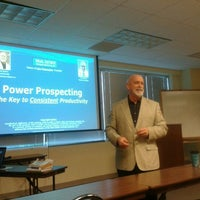 Photo taken at Hampton Roads Realtors Association by Kimberly P. on 3/6/2013