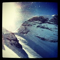 Photo taken at Avoriaz by Ben B. on 4/2/2013
