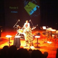 Photo taken at De Lieve Vrouw Theater Film Café by Bert B. on 2/11/2013