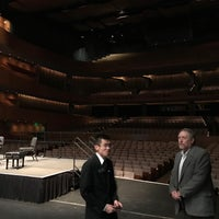 Photo taken at Valley Performing Arts Center (VPAC) by Jeff S. on 2/4/2017