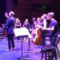 Photo taken at Valley Performing Arts Center (VPAC) by Jeff S. on 2/17/2017