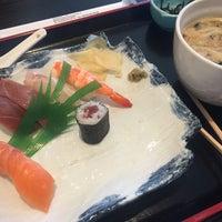 Photo taken at Sushi Boy by Sara J. on 5/23/2017