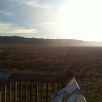 Photo taken at Bandon Marsh by Brittony S. on 12/5/2013