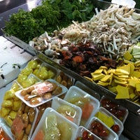 Photo taken at Pracha Niwet 1 Market by Become O. on 11/2/2012