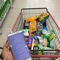 Photo taken at Carrefour by Irene A. on 1/8/2017