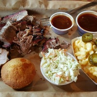 Photo taken at Hutchins BBQ & Grill by Anthony W. on 10/5/2015