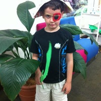 Photo taken at Cairns City Library by Corinne F. on 10/3/2012