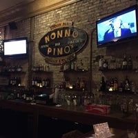 Photo taken at Nonno Pino's by Christopher F. on 12/12/2014