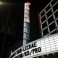 Photo taken at Hollywood Palladium by @djwrex on 11/4/2012
