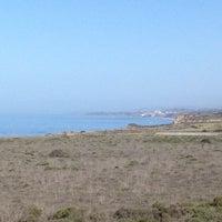 Photo taken at Vista Point Oceanside by Jim M. on 4/10/2013