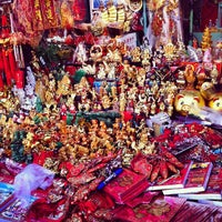 Photo taken at Yaowarat Market by Tze Herng L. on 1/3/2013
