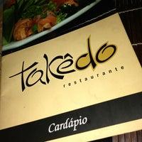 Foto tirada no(a) Takêdo por Jeferson D. em 1/9/2013