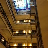 Photo taken at Hampton Inn & Suites by Christian V. on 1/19/2013