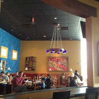 Photo taken at On The Border Mexican Grill & Cantina by Joy S. on 12/25/2012