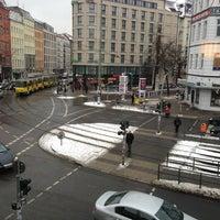Das Foto wurde bei Rosenthaler Platz von Wouter V. am 1/24/2013 aufgenommen