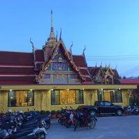 Photo taken at วัดใหม่สุปดิษฐาราม by ᴮᴼˢˢ on 11/20/2016