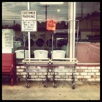 Photo taken at Weaverville Laundromat by Melissa on 8/21/2013