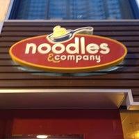 Photo taken at Noodles & Company by Jen D. on 5/12/2013