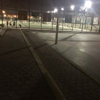 Photo taken at ملعب مدرسة سعد بن أبي وقاص by Homoud K. on 6/7/2016