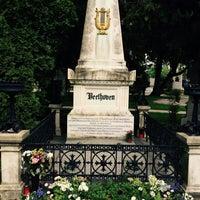 Photo taken at H Zentralfriedhof 2. Tor by Judith L. on 4/30/2015